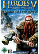 Cover zu Heroes of Might & Magic 5: Hammers of Fate