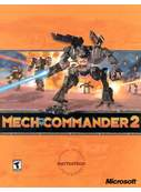 Cover zu MechCommander 2