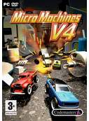 Cover zu Micro Machines V4