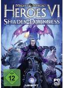 Cover zu Might & Magic: Heroes 6 - Shades of Darkness