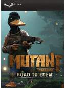 Cover zu Mutant Year Zero: Road to Eden