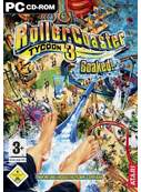 Cover zu Rollercoaster Tycoon 3: Soaked!