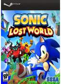 Cover zu Sonic: Lost World