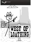 Cover zu West of Loathing