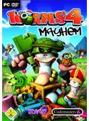 Cover zu Worms 4: Mayhem