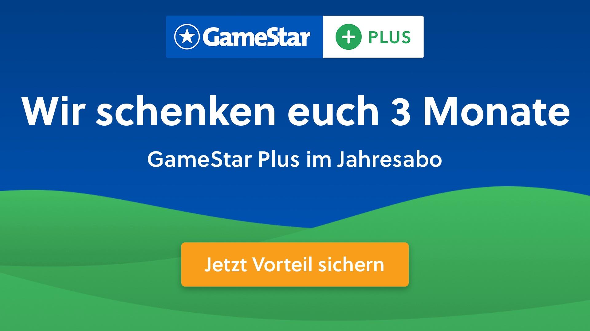 Osteraktion 3 Monate GameStar Plus geschenkt