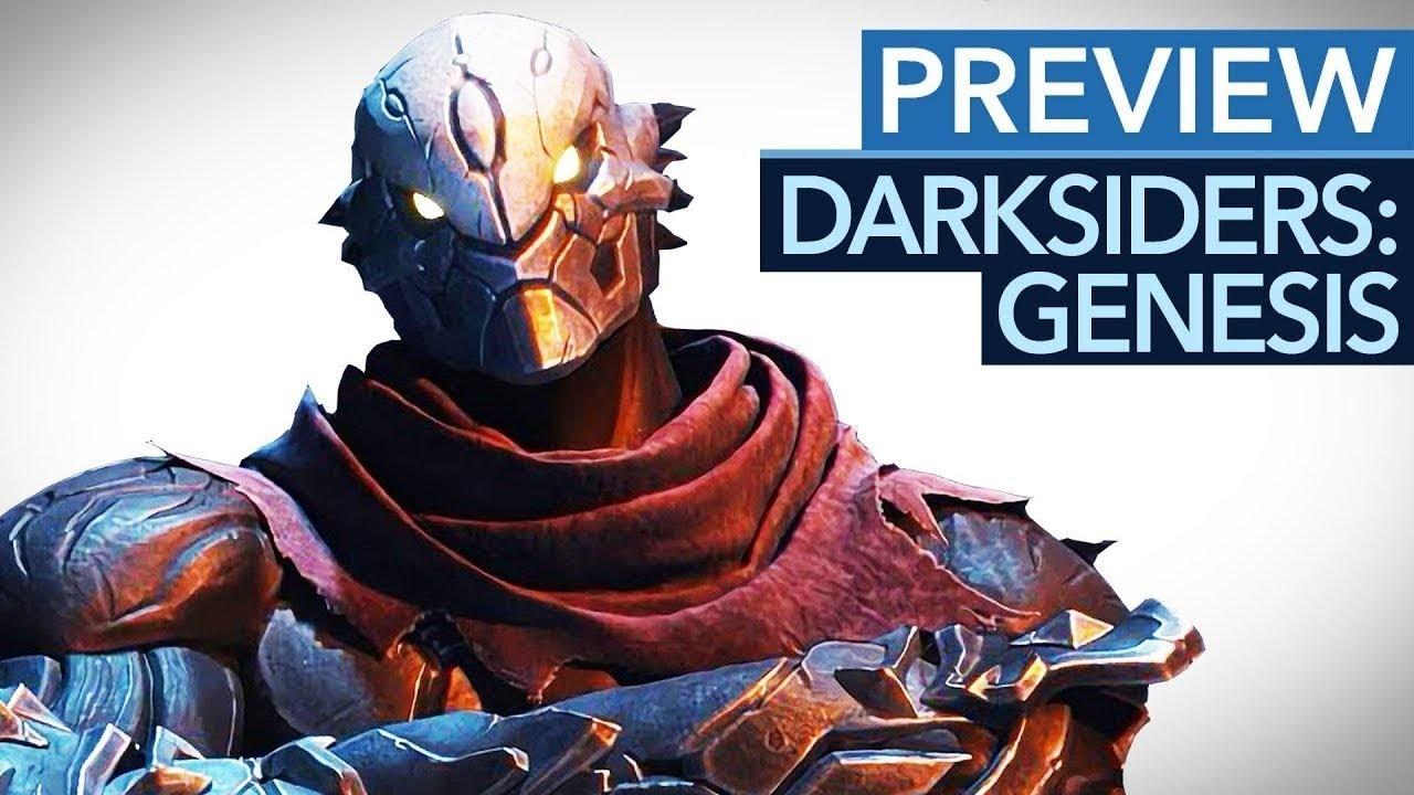 Darksiders Genesis - Vorschau-Video zum ungewöhnlichen Serienableger