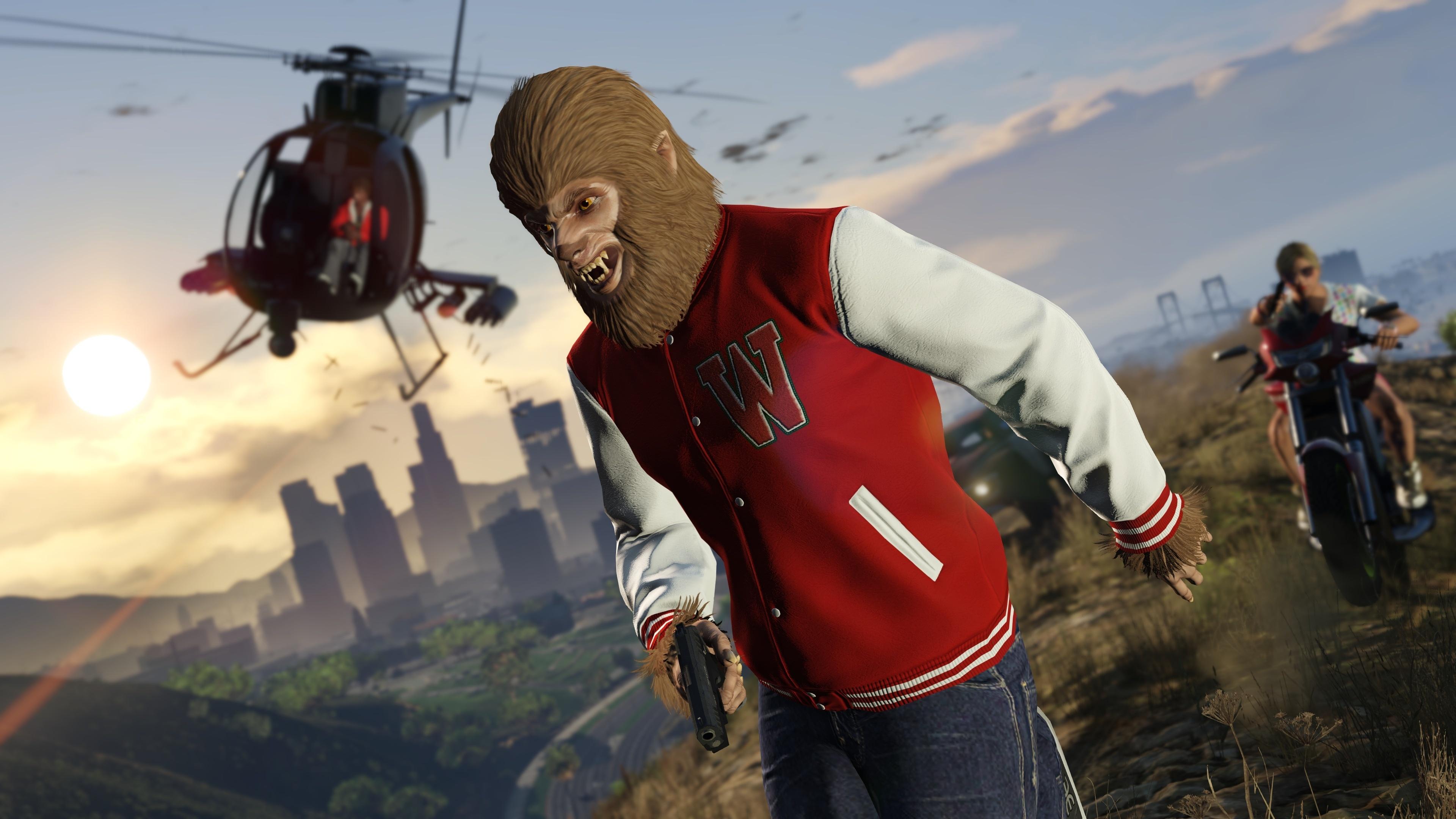 GTA 5 - Freemode-Update für GTA Online vorgestellt