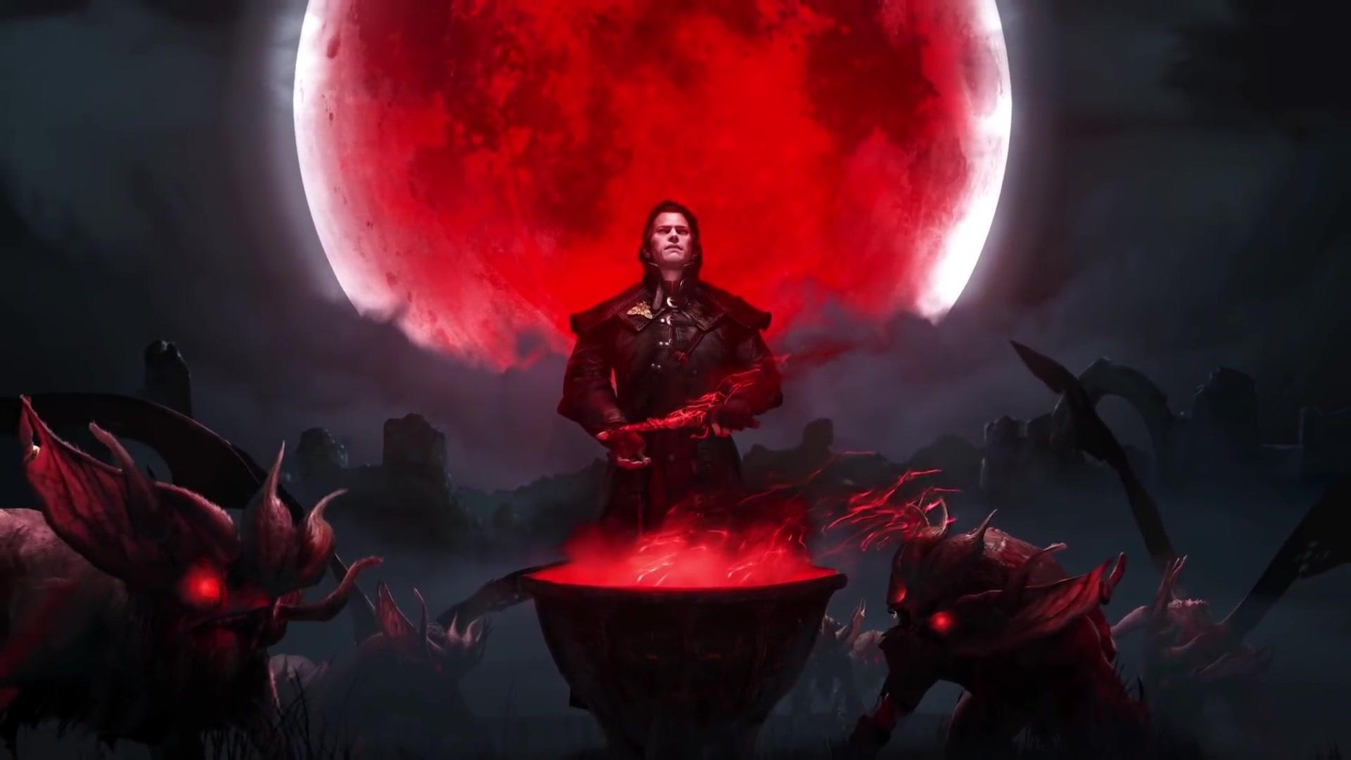 Gwent: Crimson Curse - Trailer: Mehr Blut, Wein und Vampire in der Erweiterung