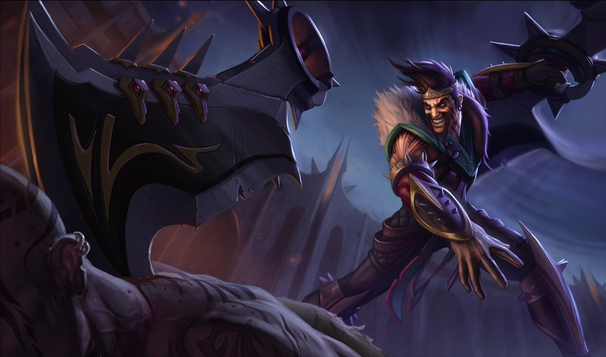 League Of Legends Meistgespielter Titel Des Letzten Jahres Gamestar