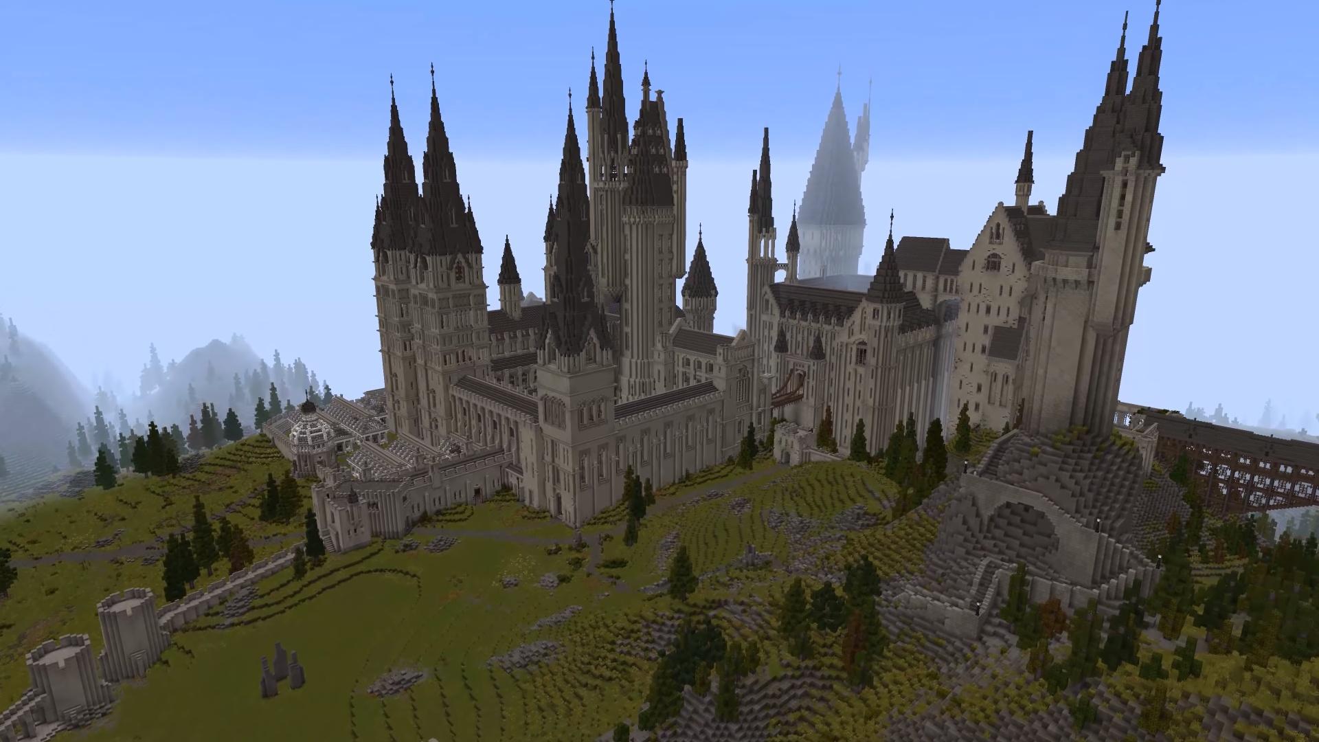 Mod Projekt Macht Aus Minecraft Ein Fast Vollwertiges Harry