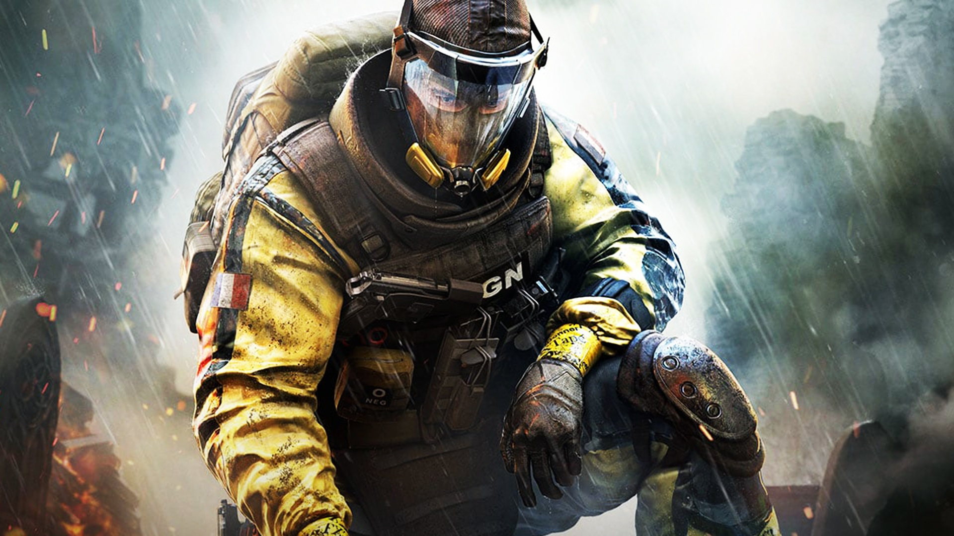 Rainbow Six Siege Finka Lion Das Bringt Operation Chimera
