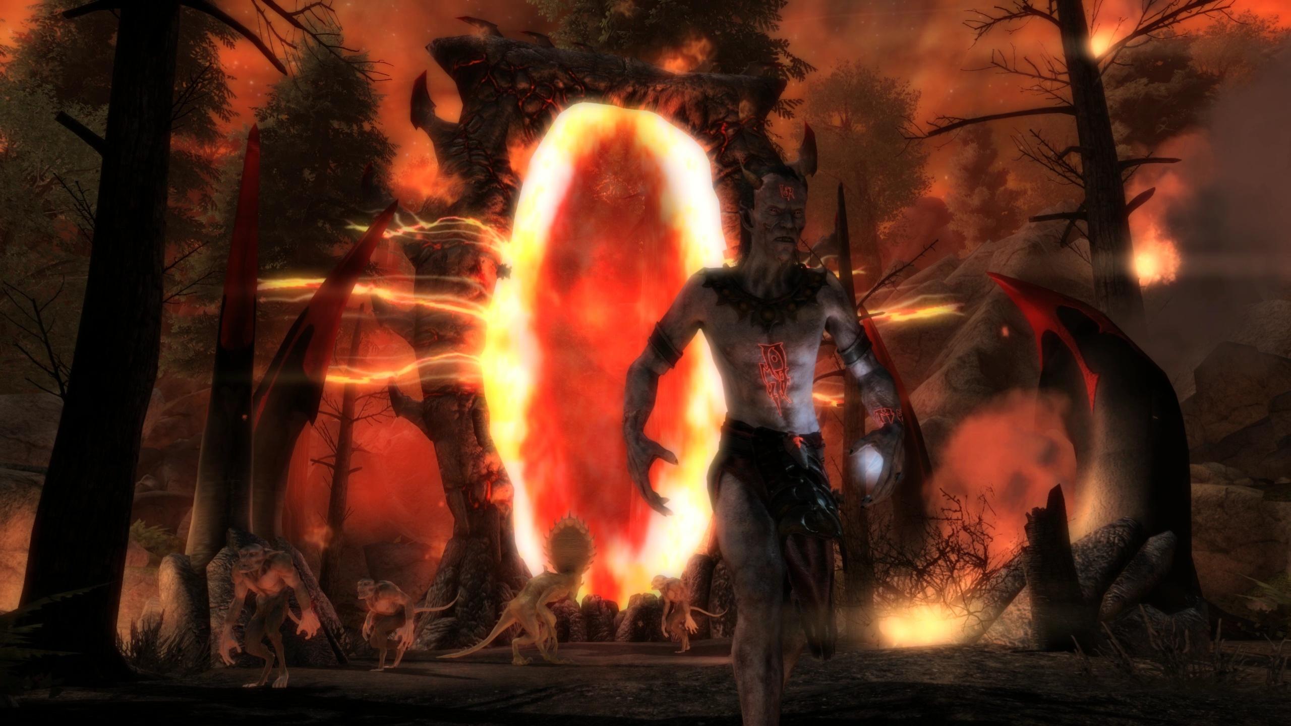 Riesige Oblivion Mod Fur Skyrim Skyblivion Ist Bald Fertig