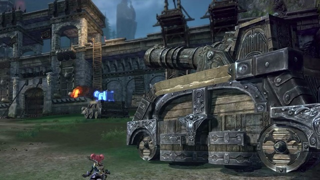 tera rising gameplay trailer zur neuen battleground. Black Bedroom Furniture Sets. Home Design Ideas