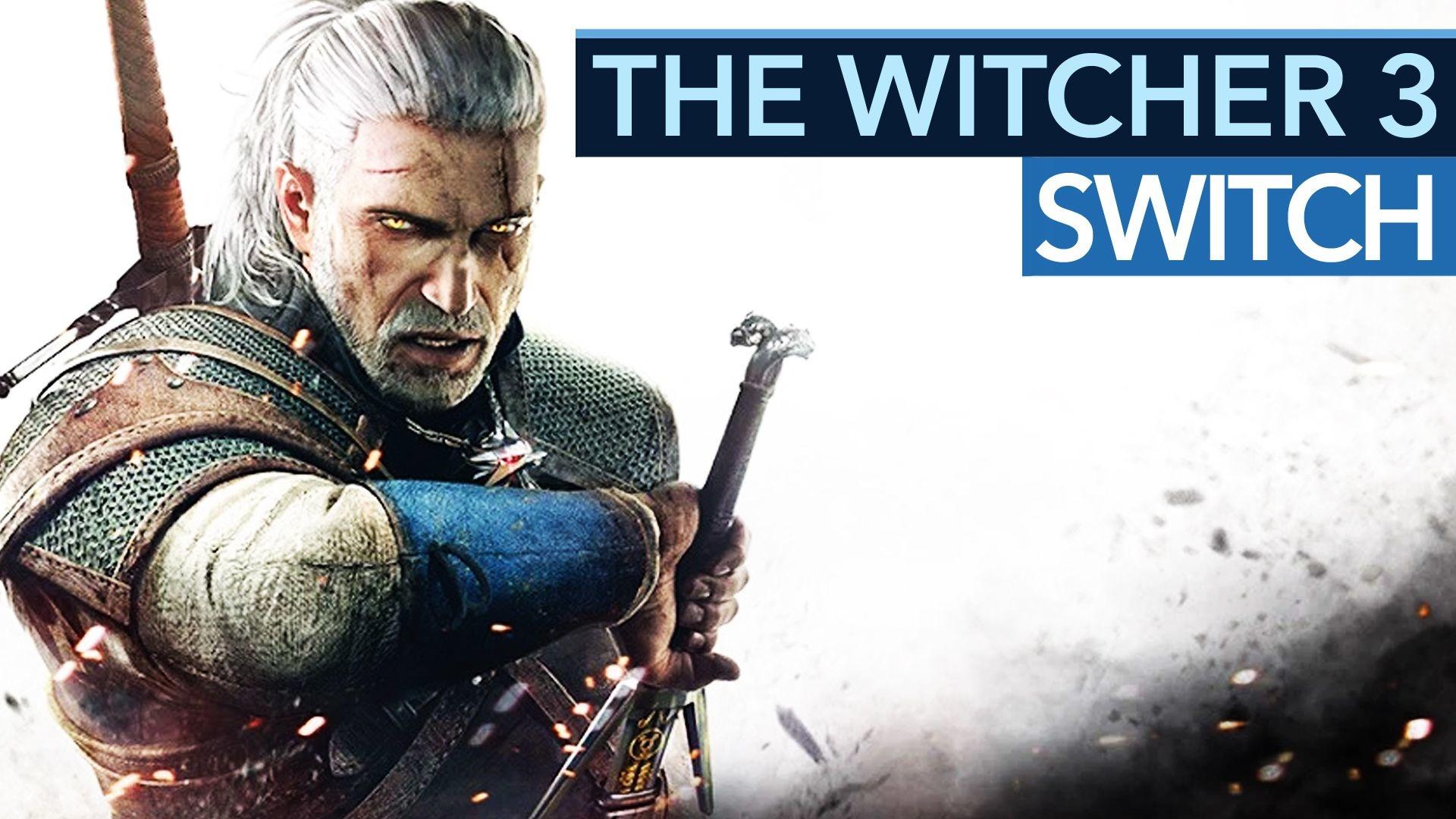 The Witcher 3 auf der Switch - Eine technische Meisterleistung