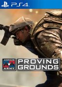 Cover zu America's Army: Proving Grounds - PlayStation 4