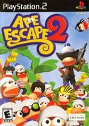 Cover zu Ape Escape 2 - PlayStation 2