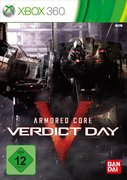 Cover zu Armored Core: Verdict Day - Xbox 360