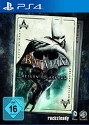 Cover zu Batman: Return to Arkham - PlayStation 4