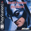 Cover zu Batman & Robin - PlayStation