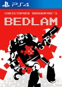 Cover zu Bedlam - PlayStation 4