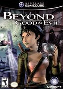 Cover zu Beyond Good & Evil - GameCube