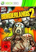 Cover zu Borderlands 2 - Xbox 360