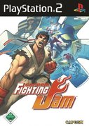 Cover zu Capcom Fighting Jam - PlayStation 2