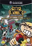Cover zu Codename: Kids next Door - GameCube