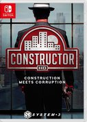 Cover zu Constructor HD - Nintendo Switch