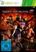 Cover zu Dead Or Alive 5 - Xbox 360