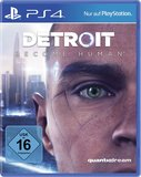 Cover zu Detroit: Become Human - PlayStation 4