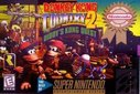Cover zu Donkey Kong Country 2: Diddy's Kong Quest - SNES