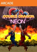 Cover zu Double Dragon: Neon - Xbox 360