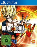 Cover zu Dragon Ball: Xenoverse - PlayStation 4