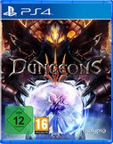 Cover zu Dungeons 3 - PlayStation 4