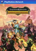 Cover zu Dungeons & Dragons: Chronicles of Mystara - PlayStation Network