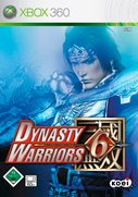 Cover zu Dynasty Warriors 6 - Xbox 360