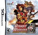 Cover zu Dynasty Warriors DS: Fighter's Battle - Nintendo DS
