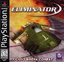 Cover zu Eliminator - PlayStation