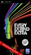 Cover zu Every Extend Extra - PSP
