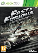 Cover zu Fast & Furious: Showdown - Xbox 360