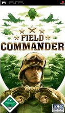 Cover zu Field Commander - PSP