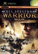 Cover zu Full Spectrum Warrior - Xbox