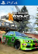 Cover zu Gas Guzzlers Extreme - PlayStation 4
