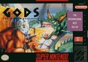 Cover zu Gods - SNES
