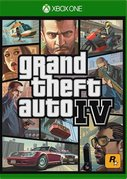 Cover zu Grand Theft Auto 4 - Xbox One