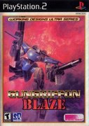 Cover zu Gungriffon Blaze - PlayStation 2