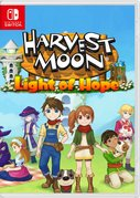 Cover zu Harvest Moon: Licht der Hoffnung - Nintendo Switch