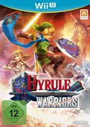 Cover zu Hyrule Warriors - Wii U